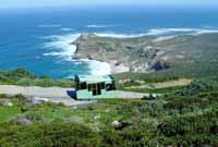 Funicular Railway at Cape Point